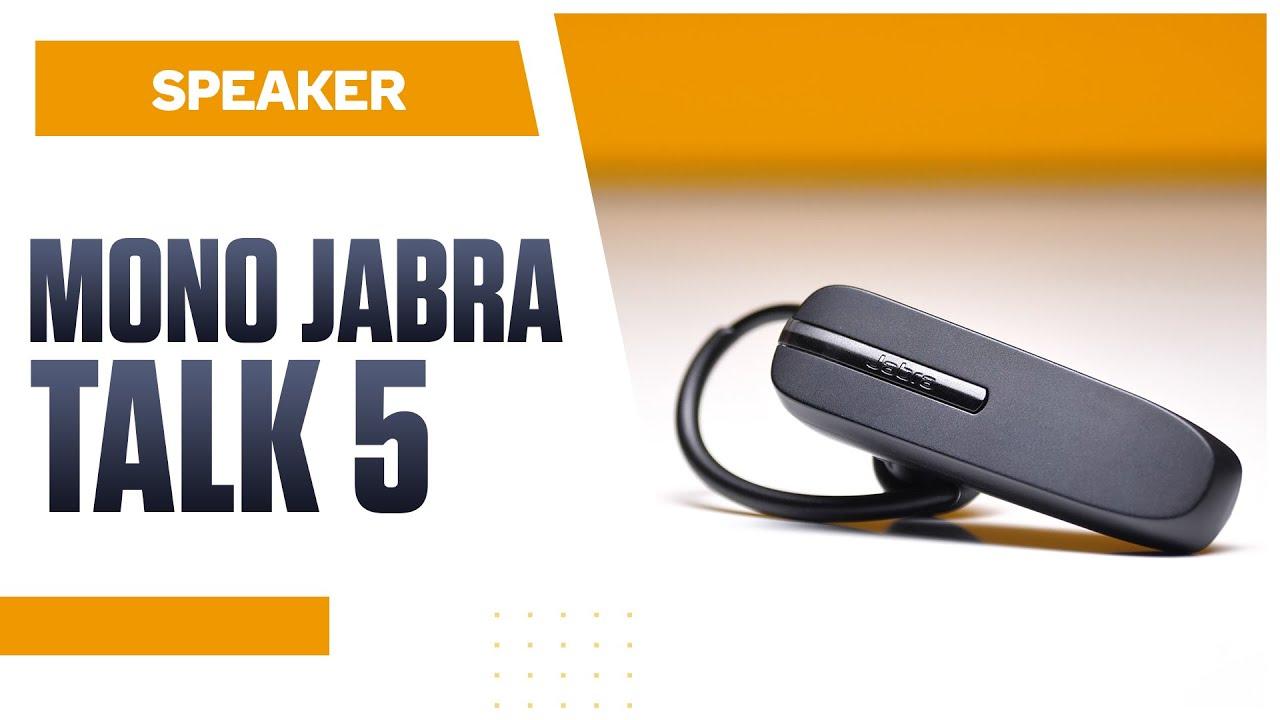 MONO JABRA TALK 5 | QUICK REVIEW - YouTube