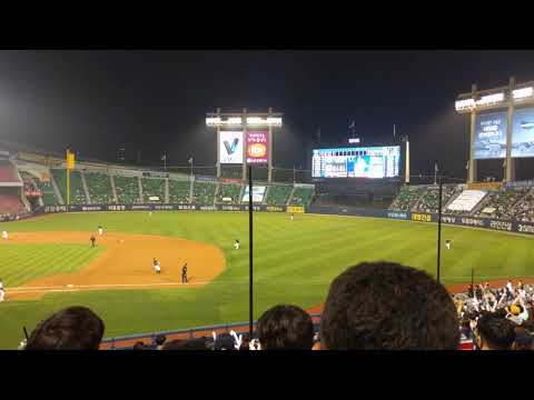 Korean baseball regular season_Doosan bears