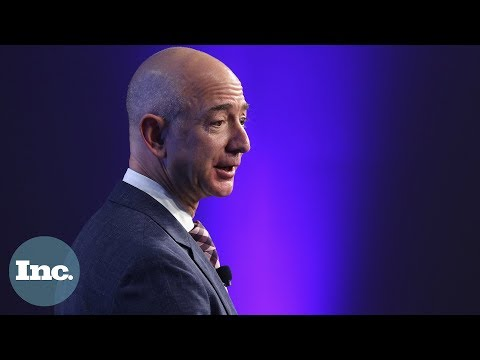 How Jeff Bezos Keeps Amazon Ahead of the Competition | Inc.