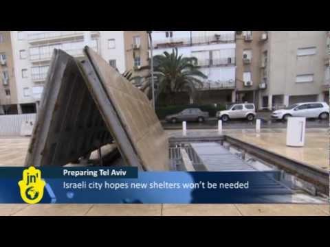 New Bomb Shelter Unveiled In Tel Aviv: Capacity For 2000 Israelis During Rocket Attacks