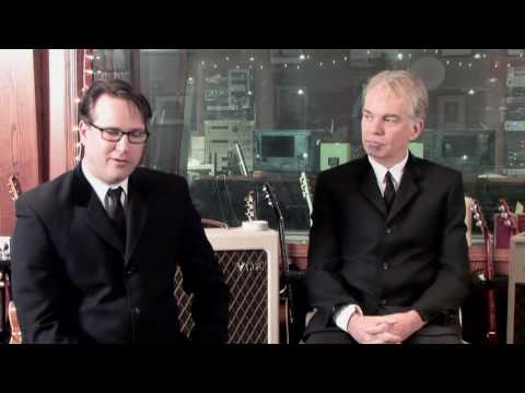 The Boxmasters talk about VOX Amplification!