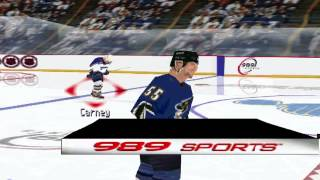 The Yarcade: NHL FaceOff 2001