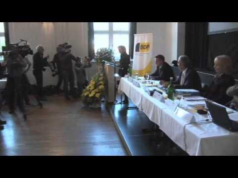 Die BDP fasst die Parolen für die Abstimmmungen im November 2009