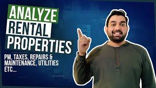 How To Analyze Rental Properties [Real Estate Investing Step-By-Step]   Calculating Rental Cash Flow