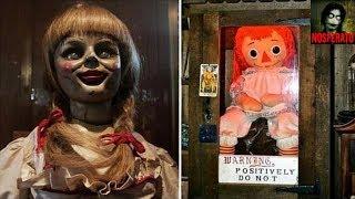 """То, от чего стынет кровь - Реальная история куклы Аннабель из """"Заклятия"""""""