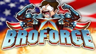 For Bromerica! | Broforce Funny Broments