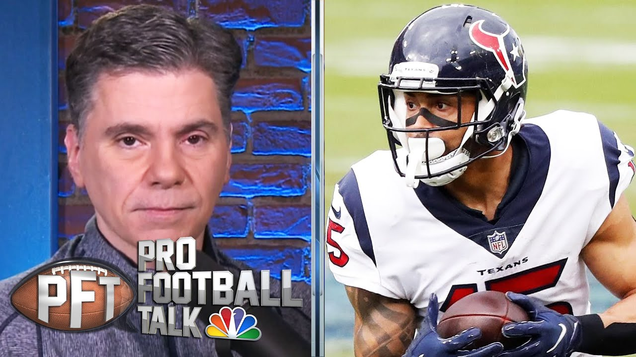 Does Texans WR Will Fuller want to be traded?