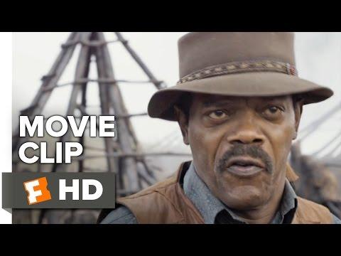 The Legend of Tarzan Movie CLIP - In the Village (2016) - Samuel L. Jackson Movie