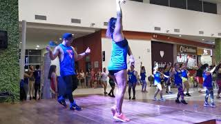 Tarsiss Dance 👑 Sácala A Bailar - Gianmarco