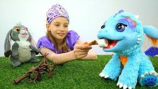 #СофияПрекрасная устроила летний лагерь для игрушек! #МультикиДляДевочек с игрушками #ИгрыДляДетей