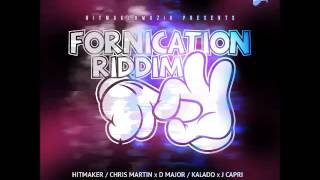 D Major & Chris Martin - Operation Pure Pleasure - Fornication Riddim - October 2016