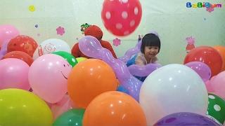 Balloons Popping Surprise Toys 2, Bơm & Nổ Bóng Bay Lấy Đồ Chơi Bất Ngờ với Người Nhện và Elsa