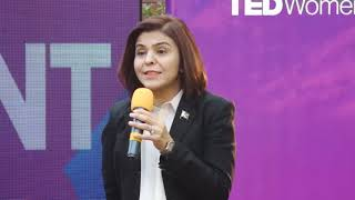 Amna Zamir - A woman in a man's world  | Amna Zamir | TEDxLahoreWomen