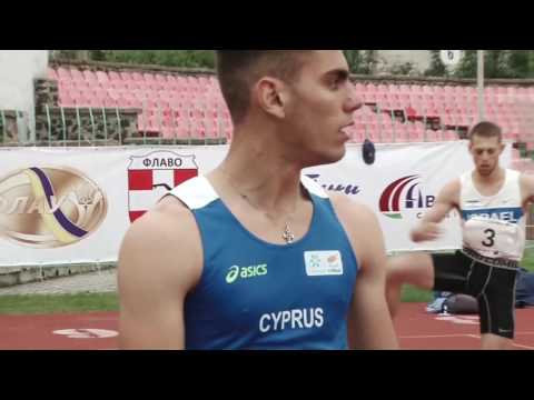 100m, Men – Lutsk 2017 (International Athletics U20 Match Meeting)