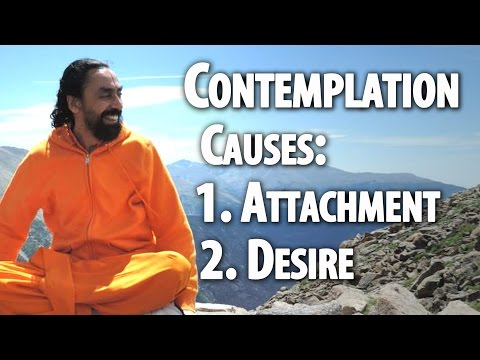 Art of Mind Management Part9 - Swami Mukundananda - Contemplation causes attachment