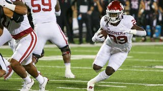 Oklahoma Vs Texas Tech Football Highlights