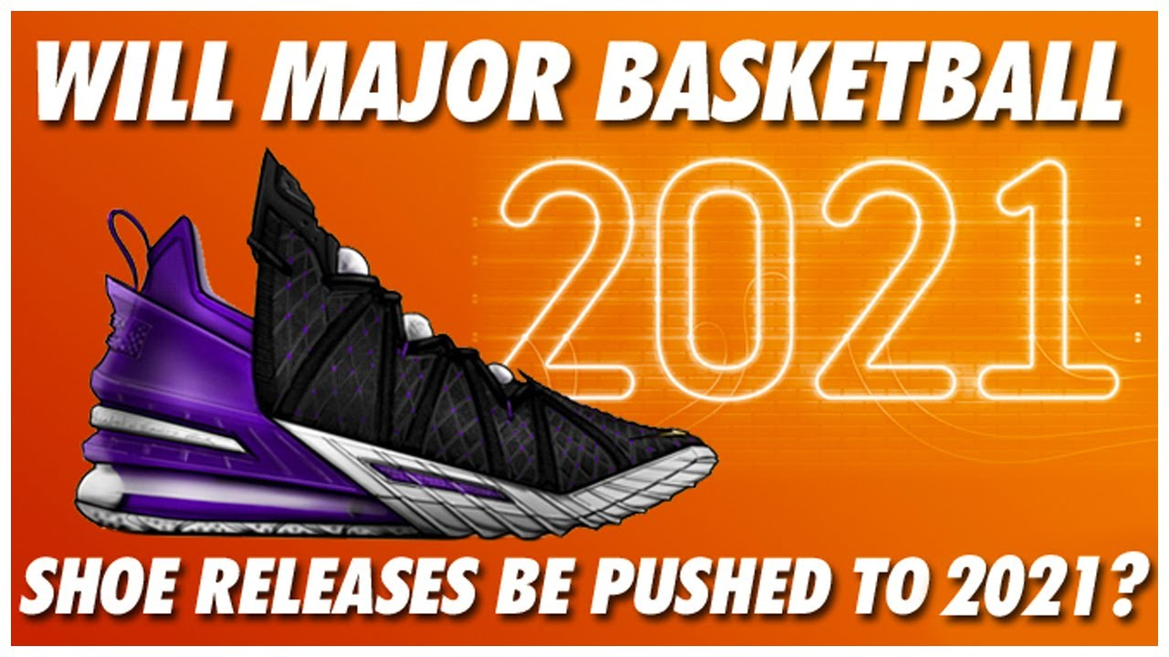 Will Major Basketball Shoe Releases Be