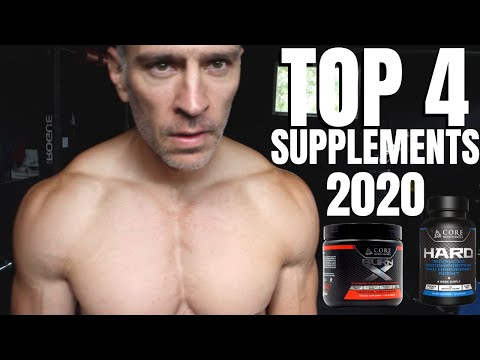 Top 4 Supplements | How To Use Them