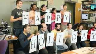 Holiday Wishes to All from the UConn School of Engineering