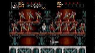 Contra Hard Corps Прохождение (Sega Rus) - Концовка 3