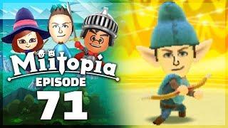 Miitopia - Part 71: ELF CLASS! [Nintendo 3DS Gameplay]