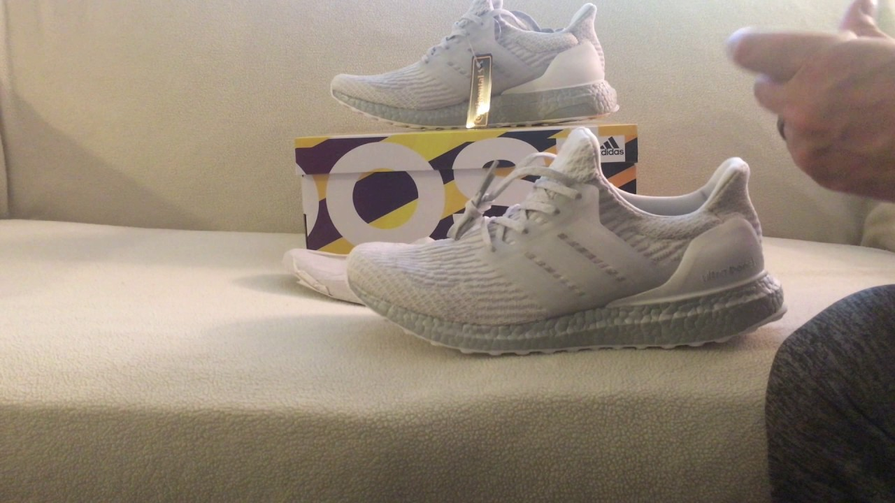 Quick Unboxing Adidas UltraBOOST 3.0