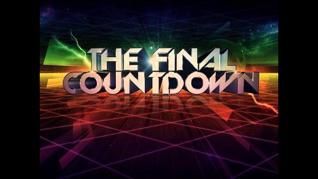 Euro The Final Countdown Trance Remix