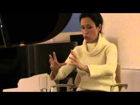 Encuentro con la pianista Alba Ventura