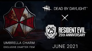 RESIDENT EVIL X DEAD BY DAYLIGHT CONFIRMADO