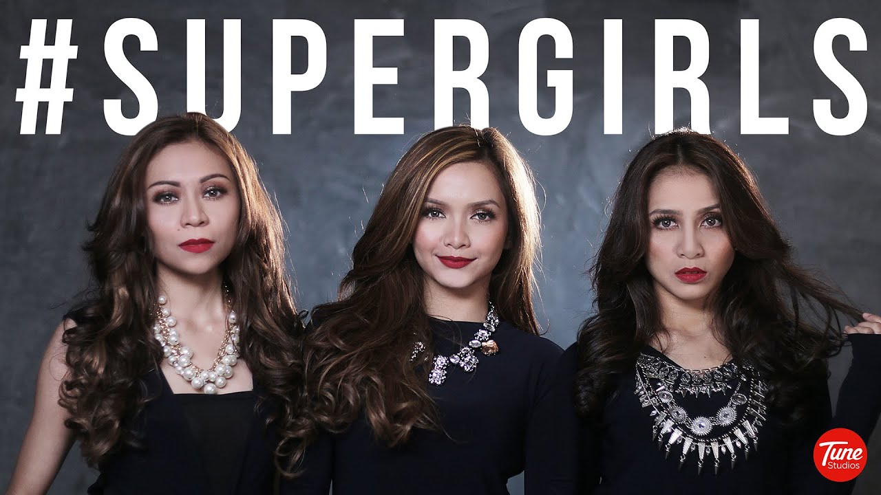 De Fam - #SUPERGIRLS (OFFICIAL MUSIC VIDEO)