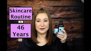 Anti-Ageing Skincare Routine -  Mature Skin - Hooded Eyes, Wrinkles, Pigmentation, Large Pores