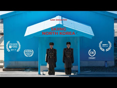 NORTH KOREA SKI TRIP - The (North) Korean Chronicle