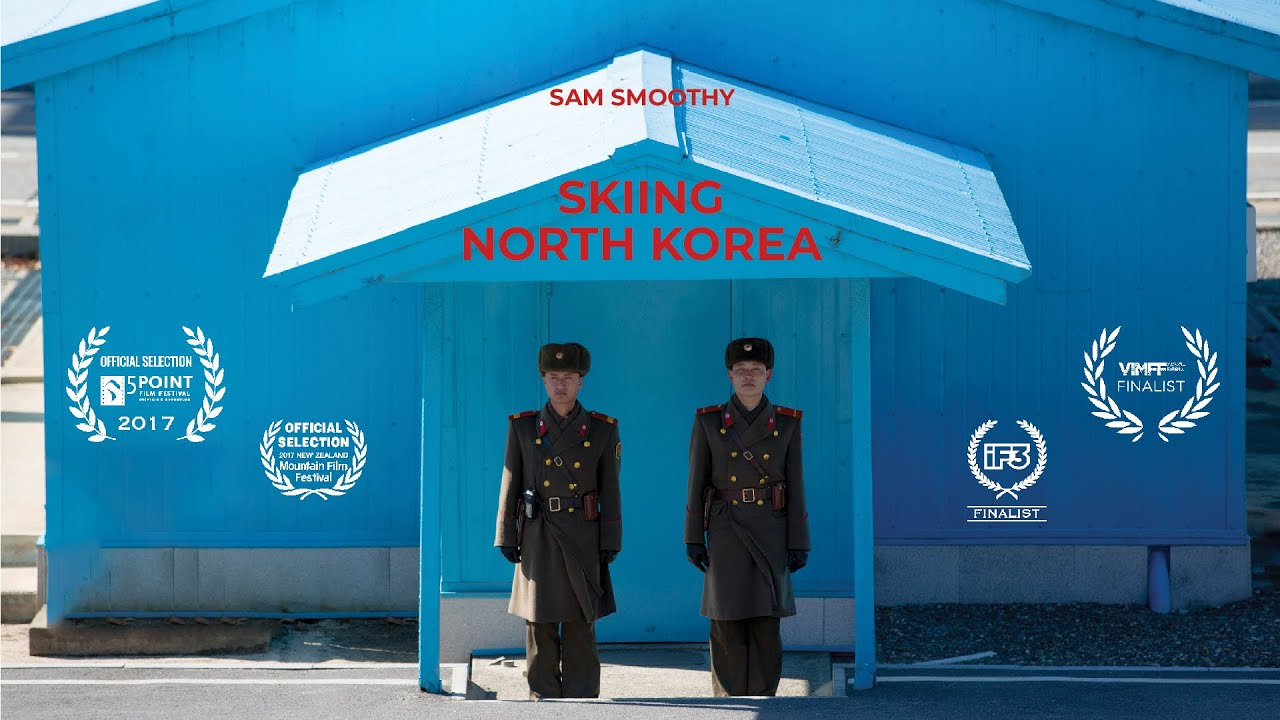 Inside North Korea's Ski Resort - Not what you would expect!