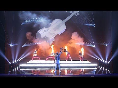 """Brian King Joseph: The Violinist Insane Performance To Fall Out Boy's """"Centuries"""""""
