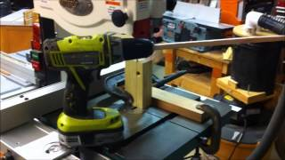 How To Make Dowels With Your Band Saw