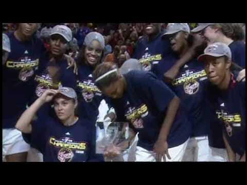 Indiana Fever Celebrtation