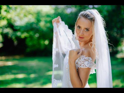 Beauty Retusche Bildbearbeitung bei einer Braut