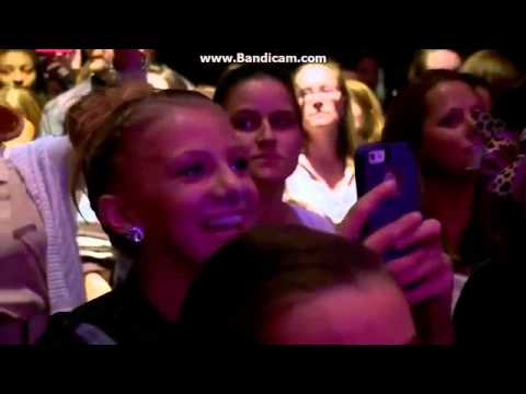 Dance Moms - Brooke sings Wonder in Concert Jana Kramer