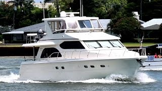 Hampton 580 Yacht | SEW EASY