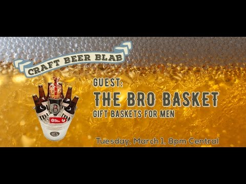 Craft Beer Gift Baskets