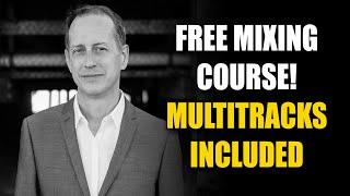 Mix Breakdown with Multitracks: Brad Wood