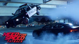 Need For Speed Payback - Crash and Takedown Compilation (HD)