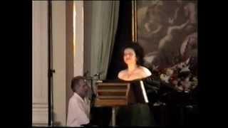 Jadwiga Teresa Stępień - (8) Nun hast du mir den ersten Schmerz getan / Robert Schumann