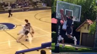 WATCHING BASKETBALL VINES WHEN YOU GET BORED!!