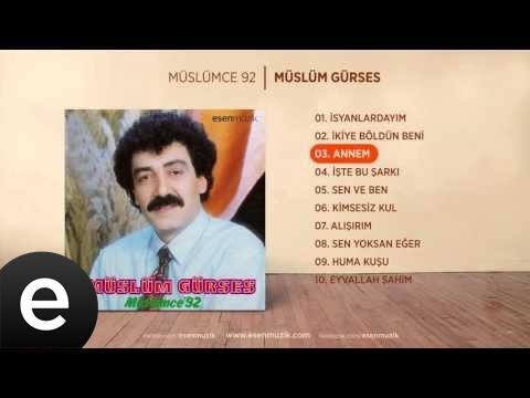 Annem (Müslüm Gürses) Official Audio #annem #müslümgürses