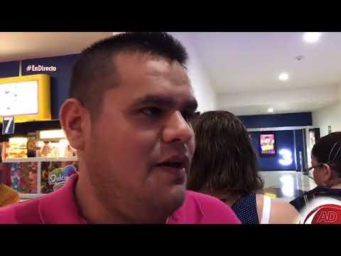 Desde la premier de home again en Cinepolis San Fernando