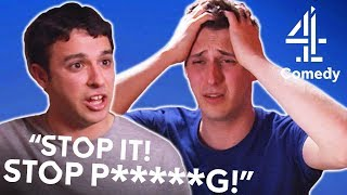 The Inbetweeners Best Holiday Moments | Caravan Club, Swanage, London & More!