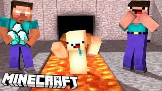 NIEUDANA PODRÓŻ PO DIAMENTY! 😞   Minecraft Dolinka
