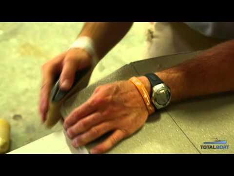 Building A Kiteboard - Part 2