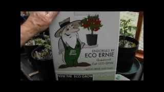 The Eco Grower System - Grow Hydroponically with organic soil!